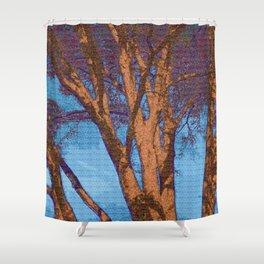 Pretty Day Shower Curtain