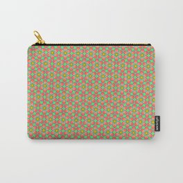 Grandma's Flowers Carry-All Pouch
