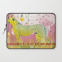 Ordinary is not in my nature No1 Laptop Sleeve
