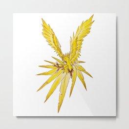 Zapdos Metal Print