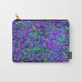swirl layers 1 Carry-All Pouch
