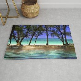 Paradise - Paradise Island, Bahamas Rug