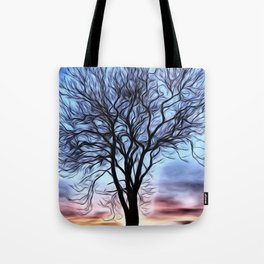 The Lovely Tree Tote Bag