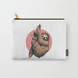 Slothing around Carry-All Pouch