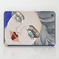 burlesque iPad Cases featuring BURLESQUE by Valentinas Vanity Artwork