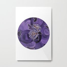 Triptych-1 Metal Print