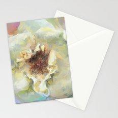 Coastal Rose Stationery Cards