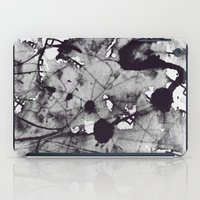 noir iPad Cases featuring Noir by deniz ayaz