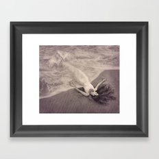Mermaid Dream Framed Art Print
