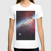 galaxy T-shirts featuring Galaxy by fly fly away