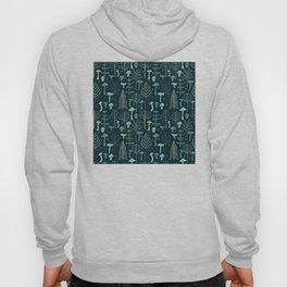 Magic Forest Green Hoody