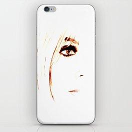 Brigitte Bardot iPhone Skin