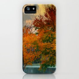 Dreamy Morning iPhone Case