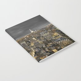 NEW YORK CITY LIV Notebook