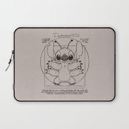 Stitch vitruvien Laptop Sleeve