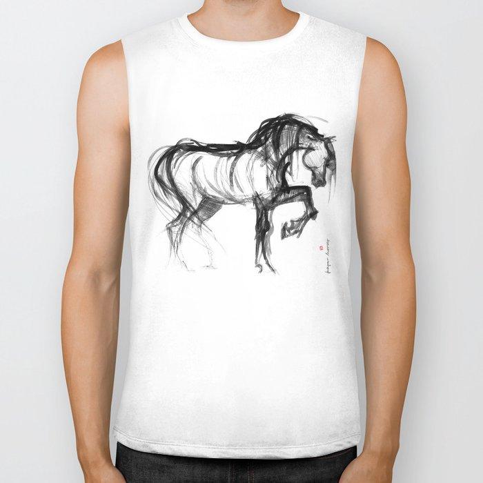 Horse (Saklavi) Biker Tank