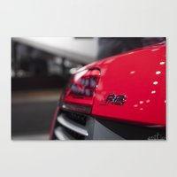 audi Canvas Prints featuring Audi R8 by Fresh Method Photography