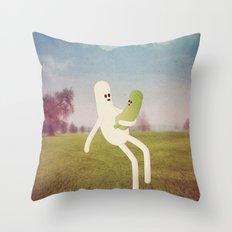 f a t h e r & s o n Throw Pillow