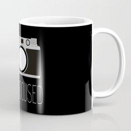 Say Focused Coffee Mug
