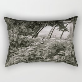 Abandoned Ford Rectangular Pillow