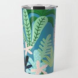 Into the jungle - twilight Travel Mug