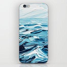 Tiny Seascape iPhone Skin