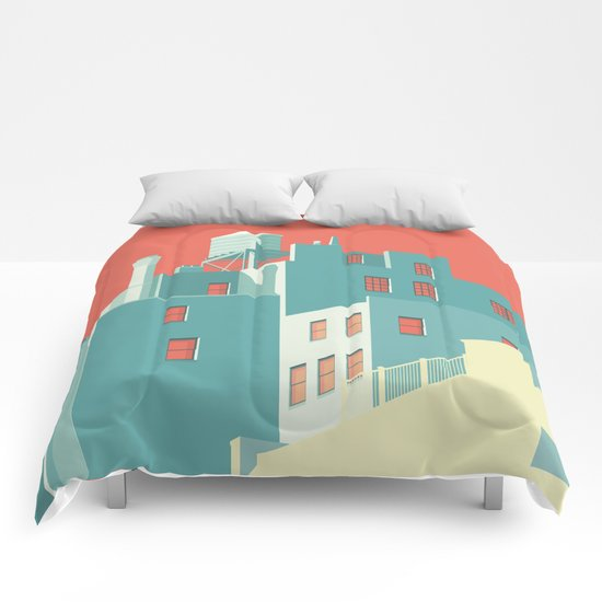 The Village NYC Comforters