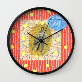 I Just Can't Wall Clock