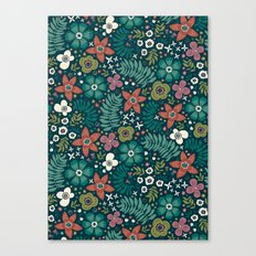 Secret Meadow Canvas Print