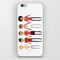 valentines iPhone & iPod Skins featuring Valentines by cargline