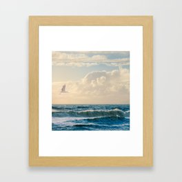 Free to Be Framed Art Print