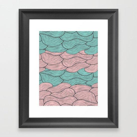 Summerlicious Framed Art Print
