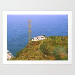 Somewhere In Tenerife Art Print