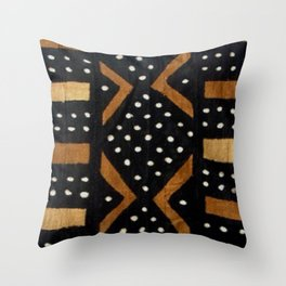 mcaads Throw Pillow