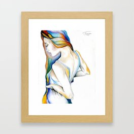 Rebirth by J Namerow Framed Art Print