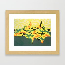 USS New York (2011) Framed Art Print