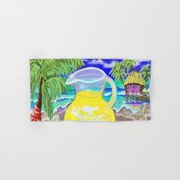 Lemon Paradise Hand & Bath Towel