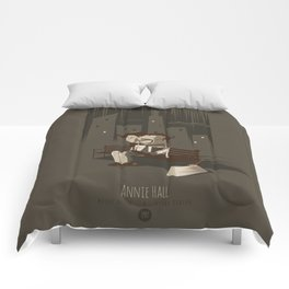 Annie Hall Comforters