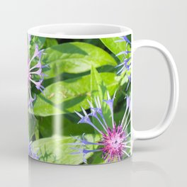 Bright fresh summer flowers Coffee Mug