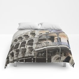 New Orleans Throwback Comforters