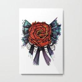 Put a bow on it Metal Print