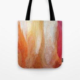 411 - Abstract Colour Design Tote Bag