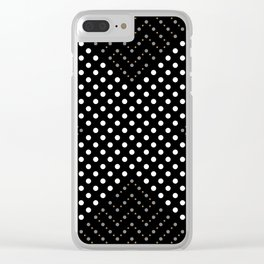 Artis 2.0, No.1 in Black & Gold Clear iPhone Case