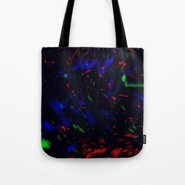 Dispersion XIX Tote Bag