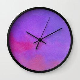 Twilight #5 Wall Clock