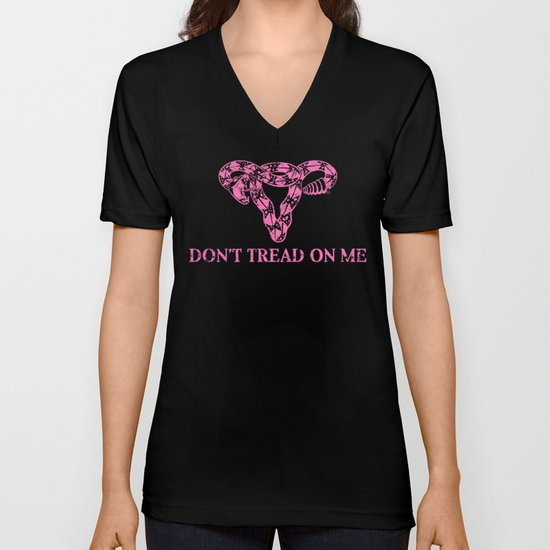 Don't Tread On Me pink by illustrationsbyanniee