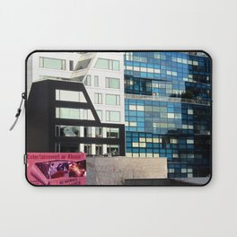Entertainment or Abuse? Laptop Sleeve