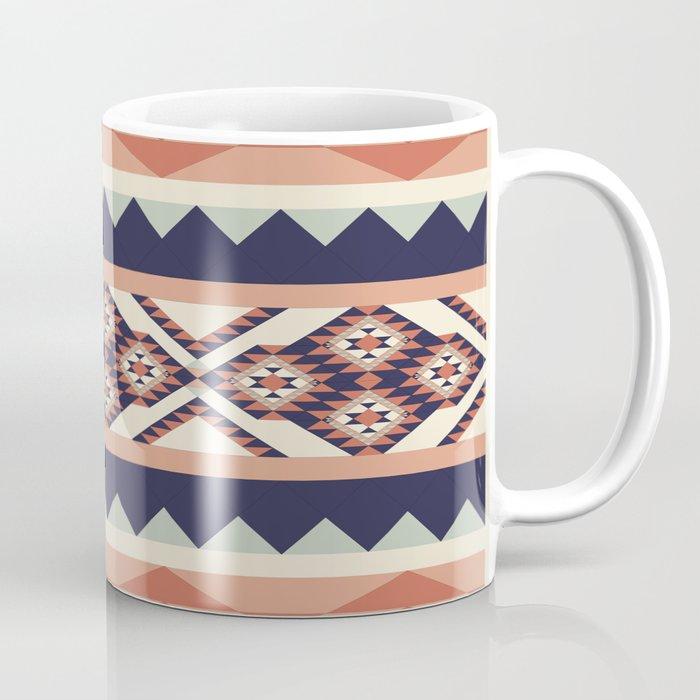 Native American Geometric Pattern Coffee Mug By Colochoamvo Society6