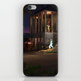 Cinderella's Coach iPhone Skin