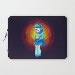 You Won't Disappear Laptop Sleeve